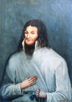 Прп. Иларион Троекуровский. Портрет. 1828 г.